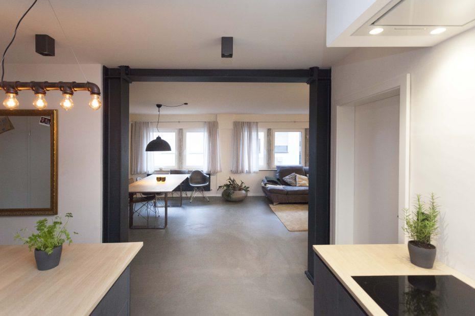Komplettrenovierung einer Wohnung in Degerloch