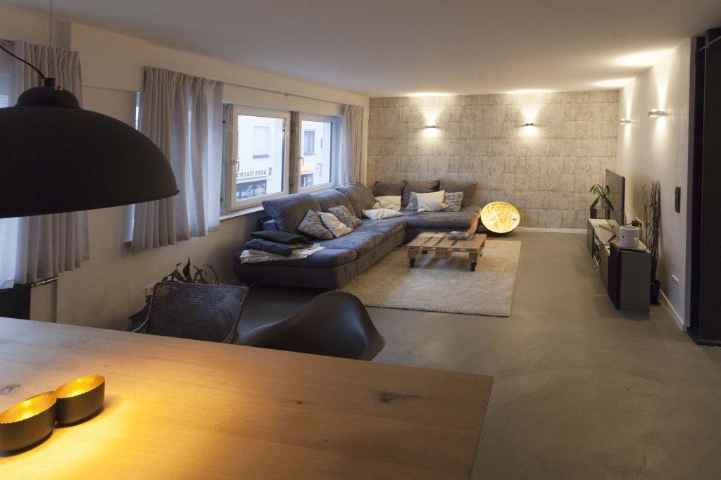 Hochwertige komplettrenovierung einer Wohnung in Degerloch (15)