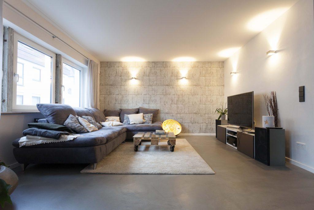 Hochwertige komplettrenovierung einer Wohnung in Degerloch