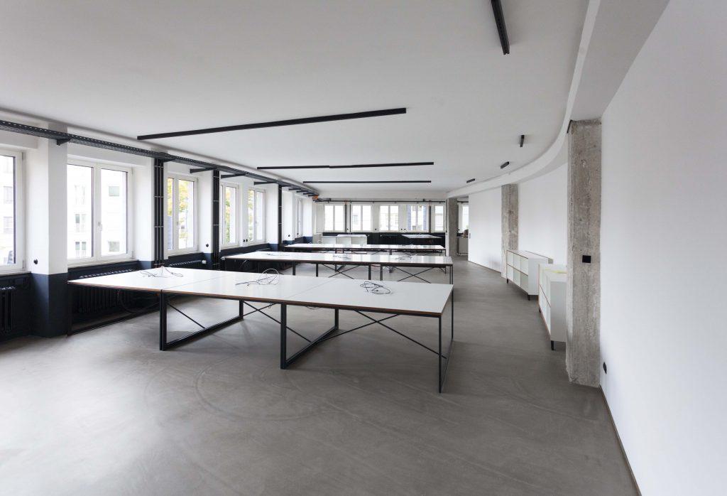 Neugestaltung Büroräume