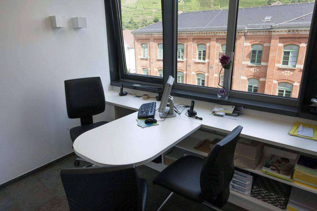 Umbau einer Büroetage in eine Arztpraxis in Esslingen 3