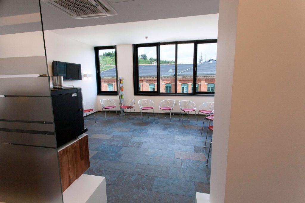 Umbau einer Büroetage in eine Arztpraxis in Esslingen 4