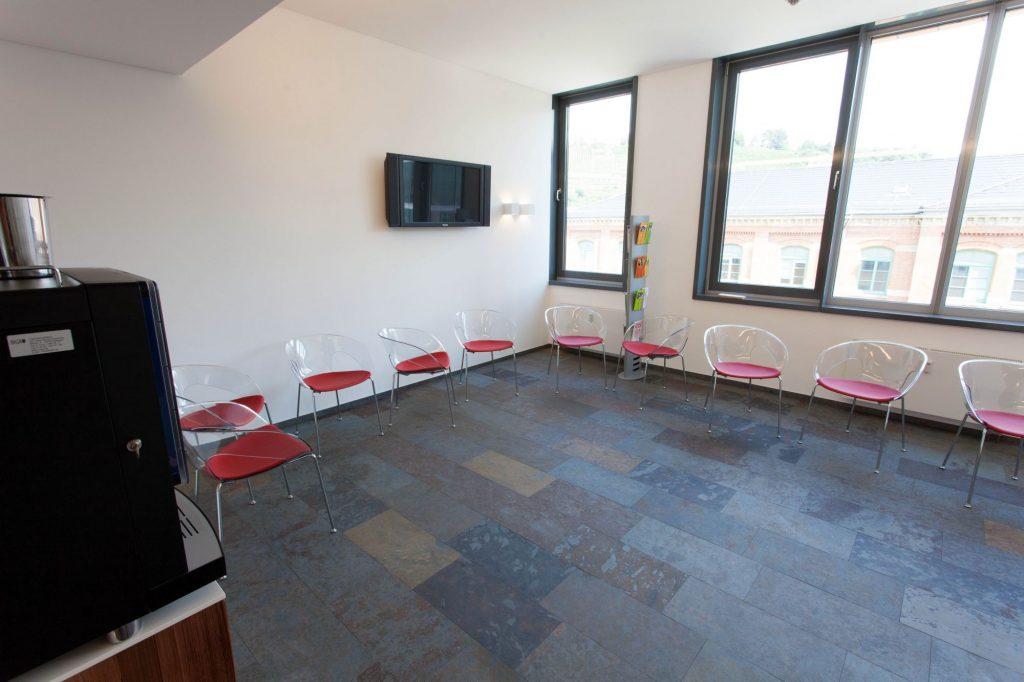 Umbau einer Büroetage in eine Arztpraxis in Esslingen 5