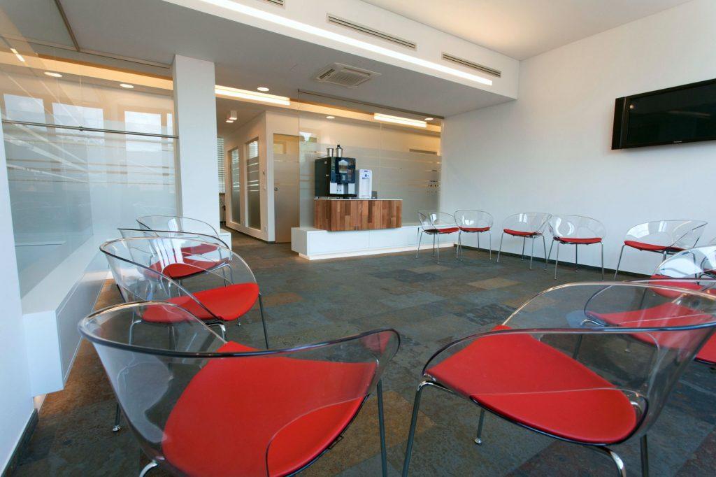 Umbau einer Büroetage in eine Arztpraxis in Esslingen 6