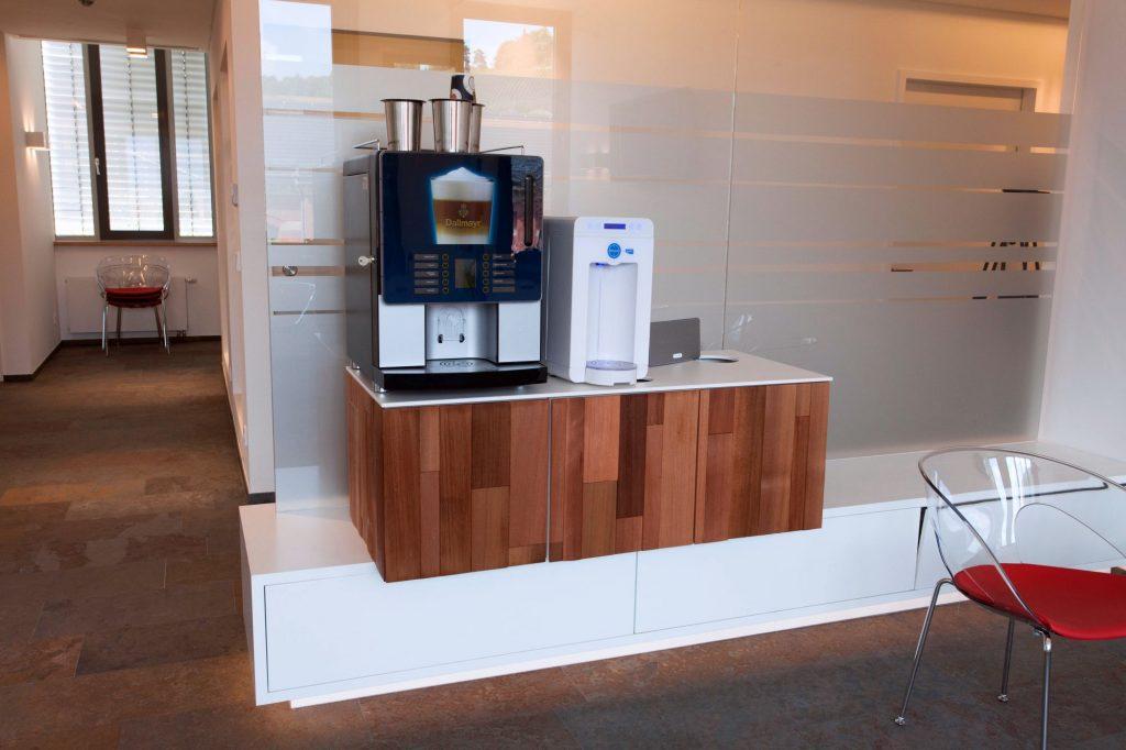 Umbau einer Büroetage in eine Arztpraxis in Esslingen 8