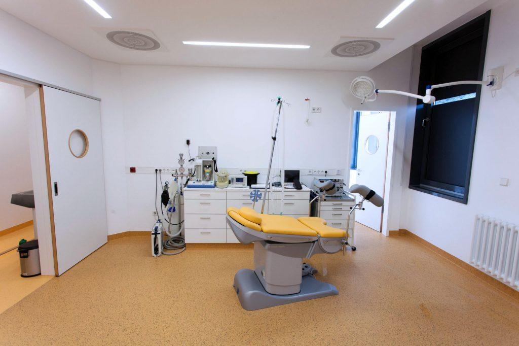 Umbau einer Büroetage in eine Arztpraxis in Esslingen 9