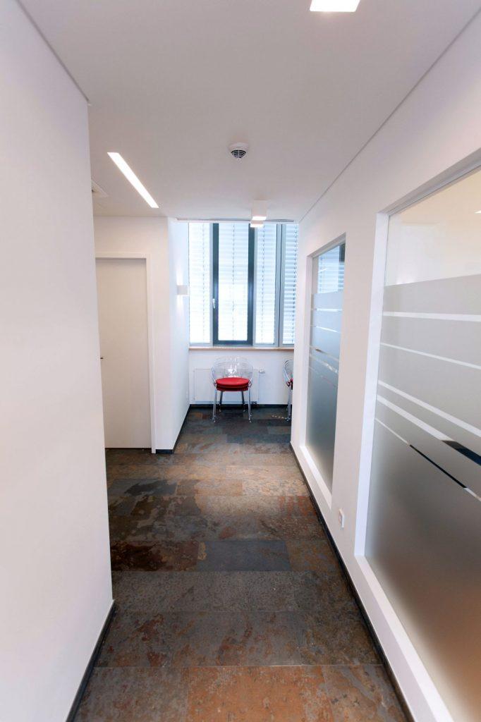 Umbau einer Büroetage in eine Arztpraxis in Esslingen 11